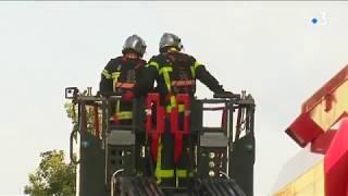 Incendie à Rennes : l'église Sainte-Thérèse a perdu son clocher