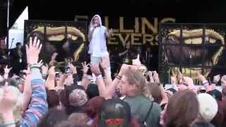 DAY819 - Falling In Reverse - I'm Not A Vampire (live at Warped Tour)