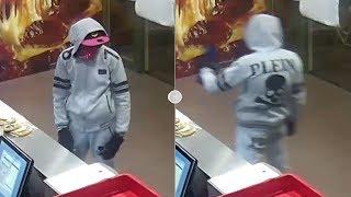 Opsporing Verzocht gemist? Gewapende overval New York Pizza in Tilburg
