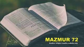 Download MAZMUR 72 - Audio Alkitab Bahasa Indonesia Terjemahan Baru