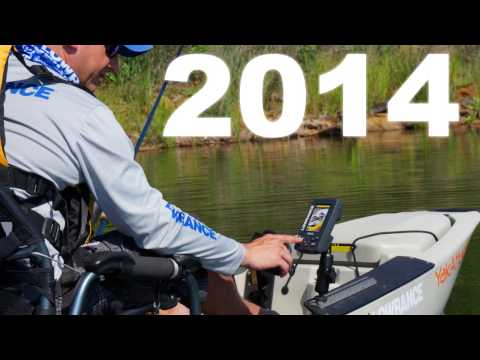 Lowrance Elite-3x Launch Video (DE)
