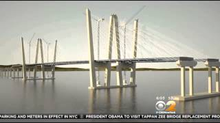 Obama Visiting Tappan Zee Bridge To Ask Congress For Cash For Roads, Bridges