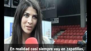 En Zona Lituana - Sine Buyuka, Asta Zukaite y Carlota Reig, las chicas de la TV