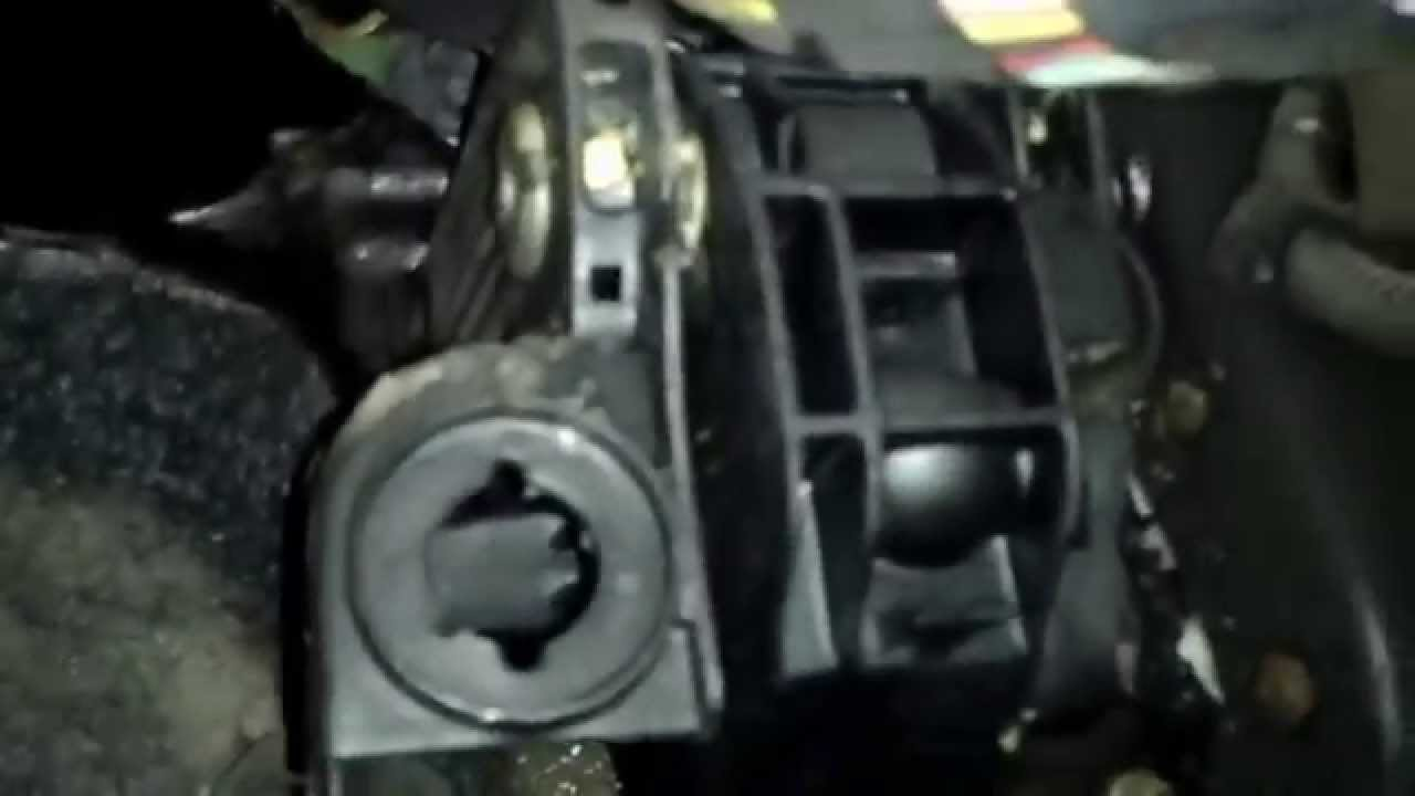 Cigolio Scricchiolio Pedale Frizione Fiat Punto 1 2 8v