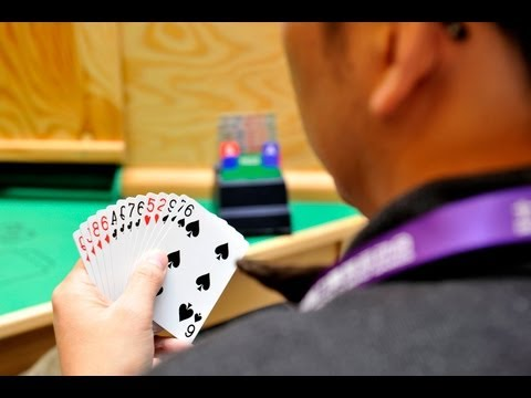 2012 - World Mind Games - Bridge - Day 4