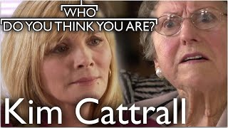 Kim Cattrall Tells Story Of Her Grandfather Abandoning Family | Who Do You Think You Are?