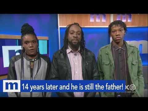 14 Years Later And He Is Still The Father! | The Maury Show