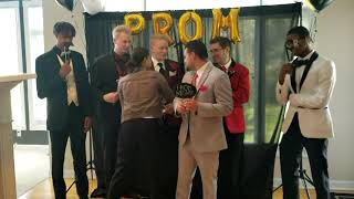 JACKSON A. LYONS PROM SEND-OFF, 5-22-2019 FILMED BY WAYNE SHELDON PERRY....