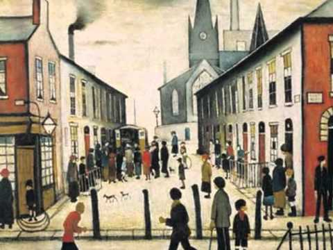 L.S Lowry - A Work Of Art