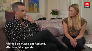 Robbie Williams - How To 'party like a Russian'