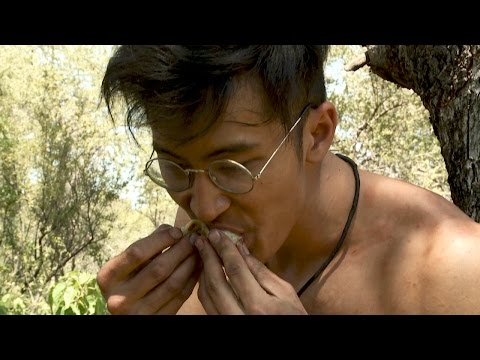 Survivalist Hits the Food Jackpot   Naked and Afraid thumbnail