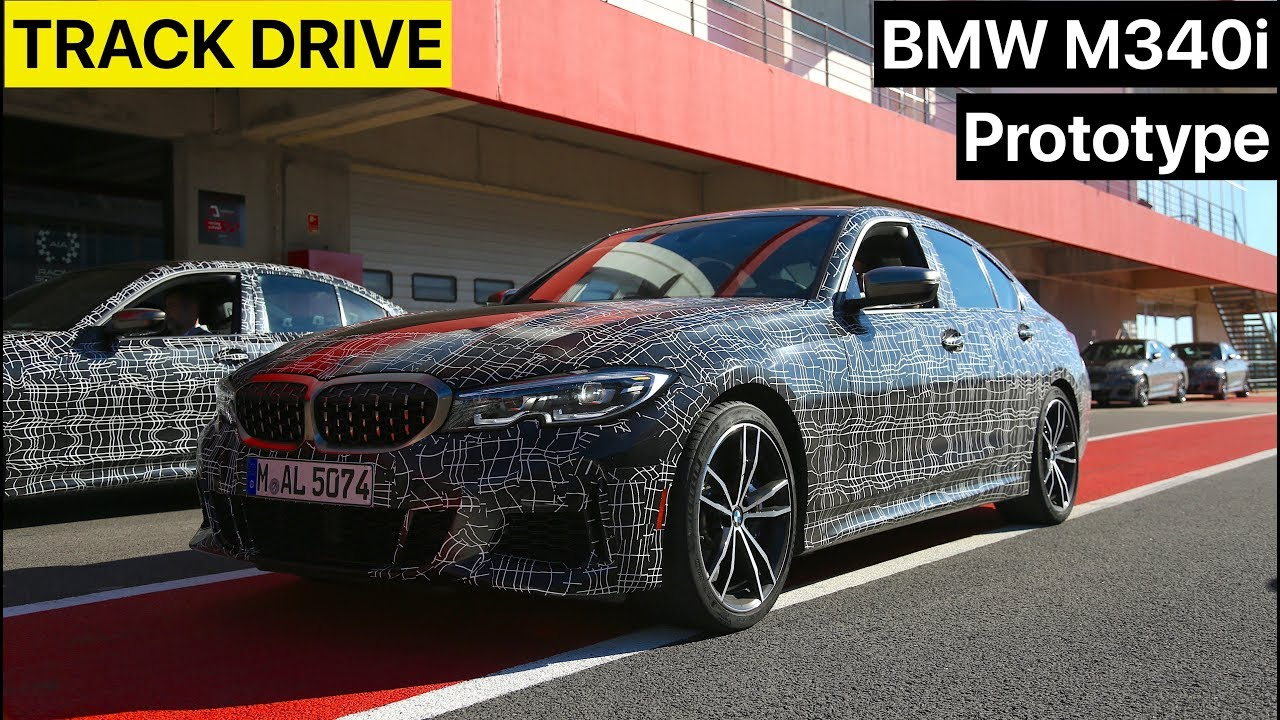 2020 Bmw M340i Xdrive First Drive Review Long Live The 3 Series