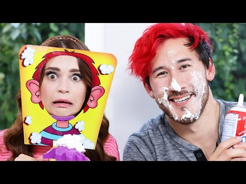Thumbnail: PIE FACE CHALLENGE ft Markiplier!