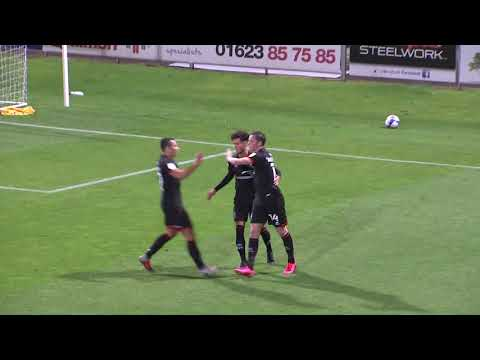 Mansfield Lincoln Goals And Highlights
