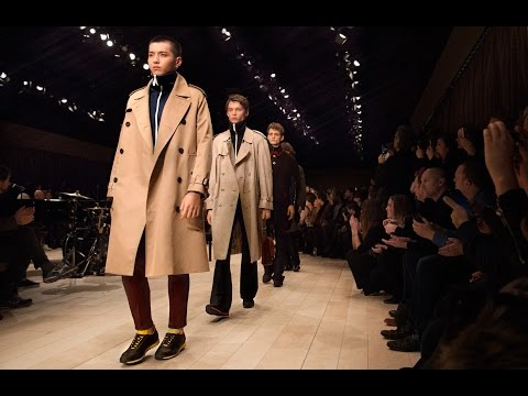 Full Show - Burberry Menswear January 2016