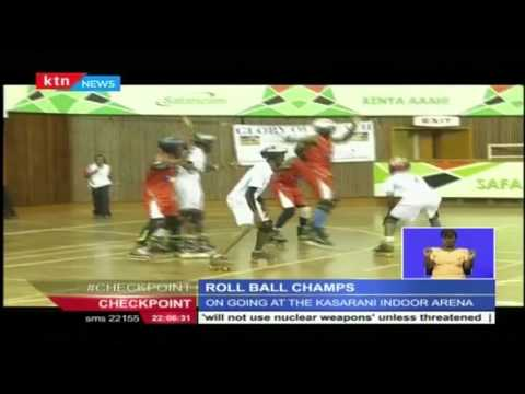 Kenya roll ball teams successfully retain the East African Championships title