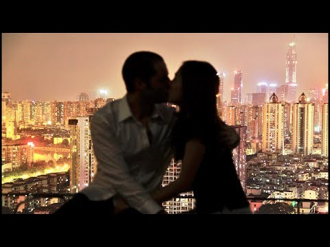 Can you KISS or HOLD HANDS in public in CHINA?