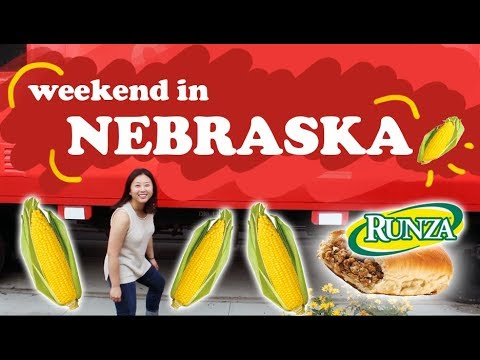 Travel with Me ✈ Weekend in Nebraska ✈ Hastings & Lincoln