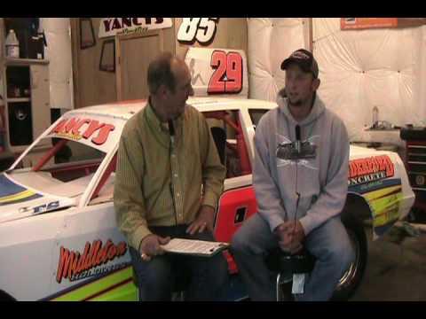 Shop Talk With Factory Stock Driver Nate Barnes-Vi...