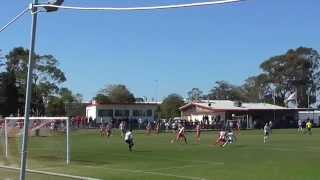 2015 NPL ROUND 4 - Sunshine George Cross v. St Albans Saints