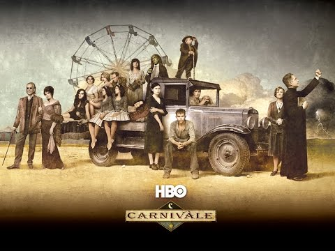 Carnivàle TV Series Review (Daniel Knauf interview)