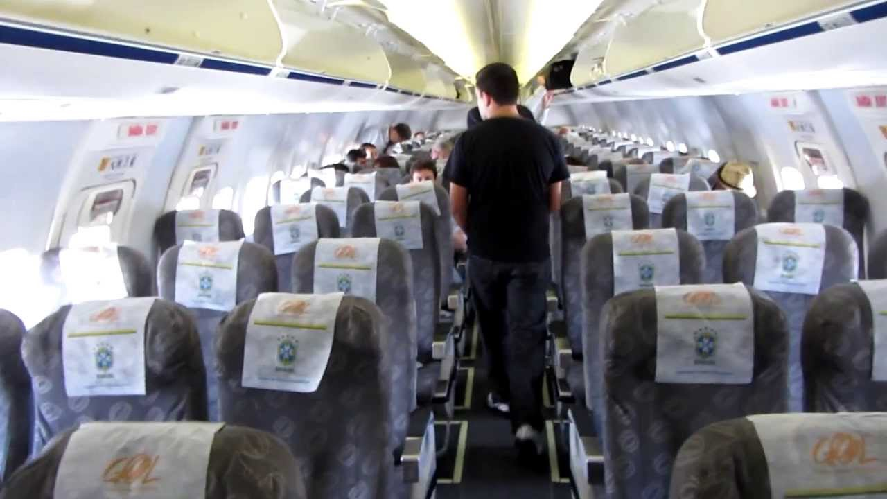 Boeing 737 800 aircraft inside image - Boeing 737 800 Aircraft Inside Image 48