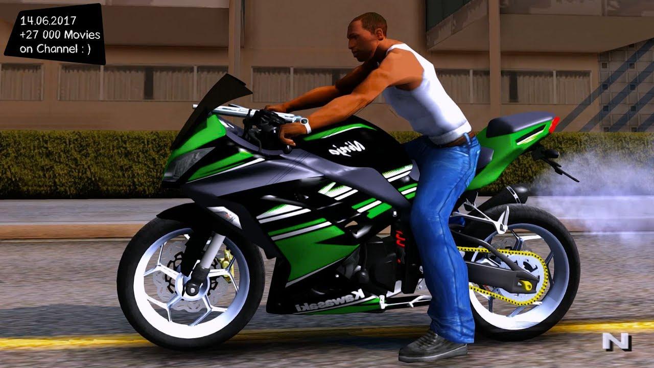 Top Speed Kawasaki Ninja