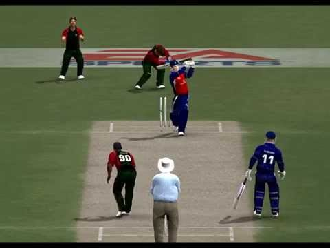 England v Bangladesh, ICC Cricket World Cup 2015 at Adelaide, EA Sports Channel