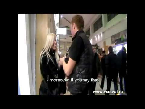 How to meet a Russian Girl. Pua in Moscow.