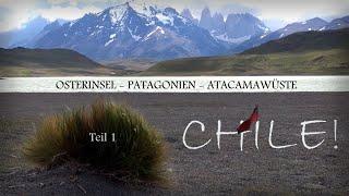 Osterinsel - Patagonien - Chile! (1/3) [Reportage / Doku / Dokumentation Deutsch]