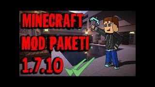 Minecraft 1.7.10 Mod Paketi (71 Mod)