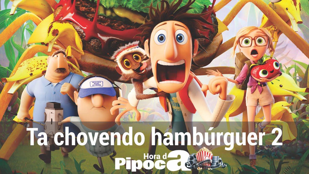 Filme Ta Chovendo Hamburguer Dublado Completo with regard to ta chovendo hambúrguer 2 - completo dublado - youtube
