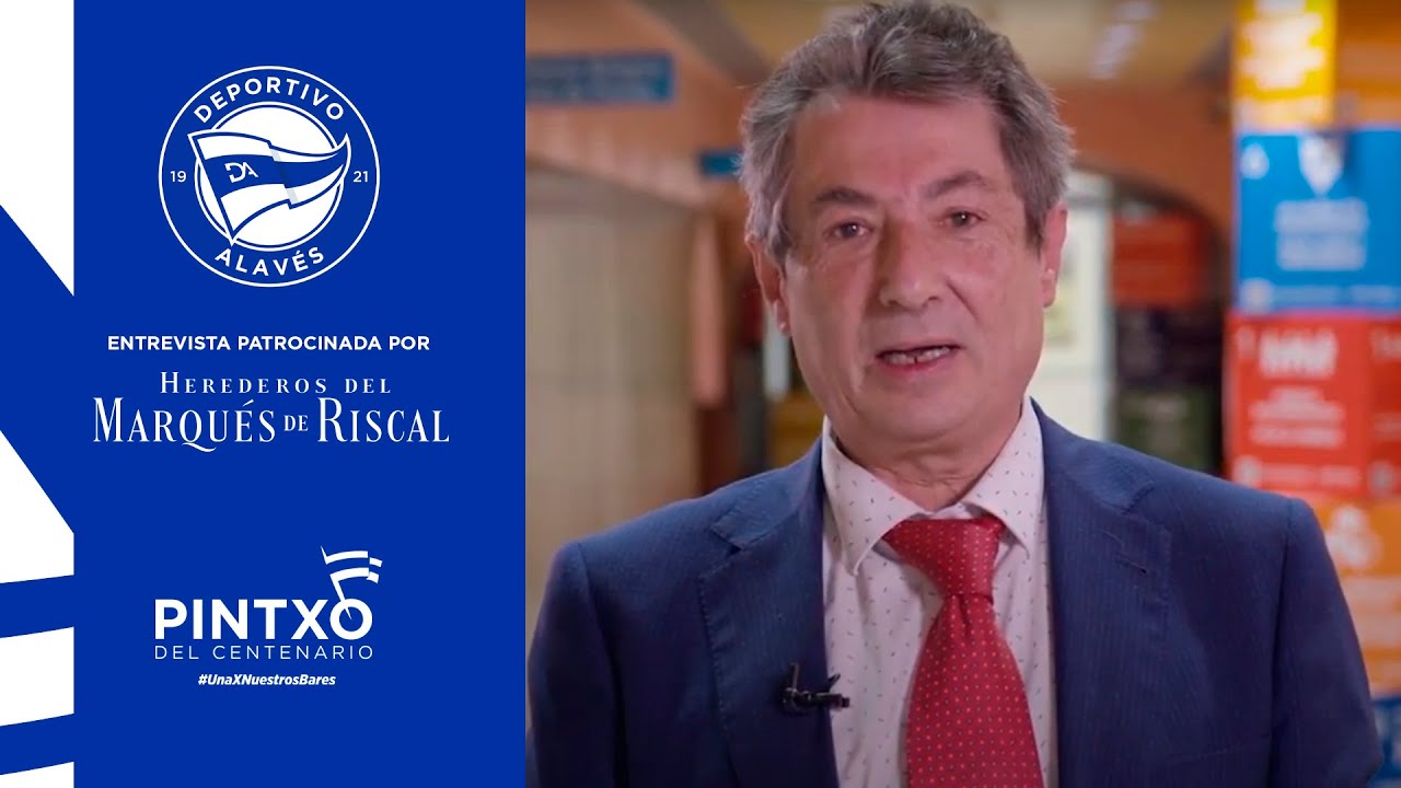 Homenaje a Alberto López Ipiña, Jurado del Pintxo del Centenario | Presidente Slow Food Araba