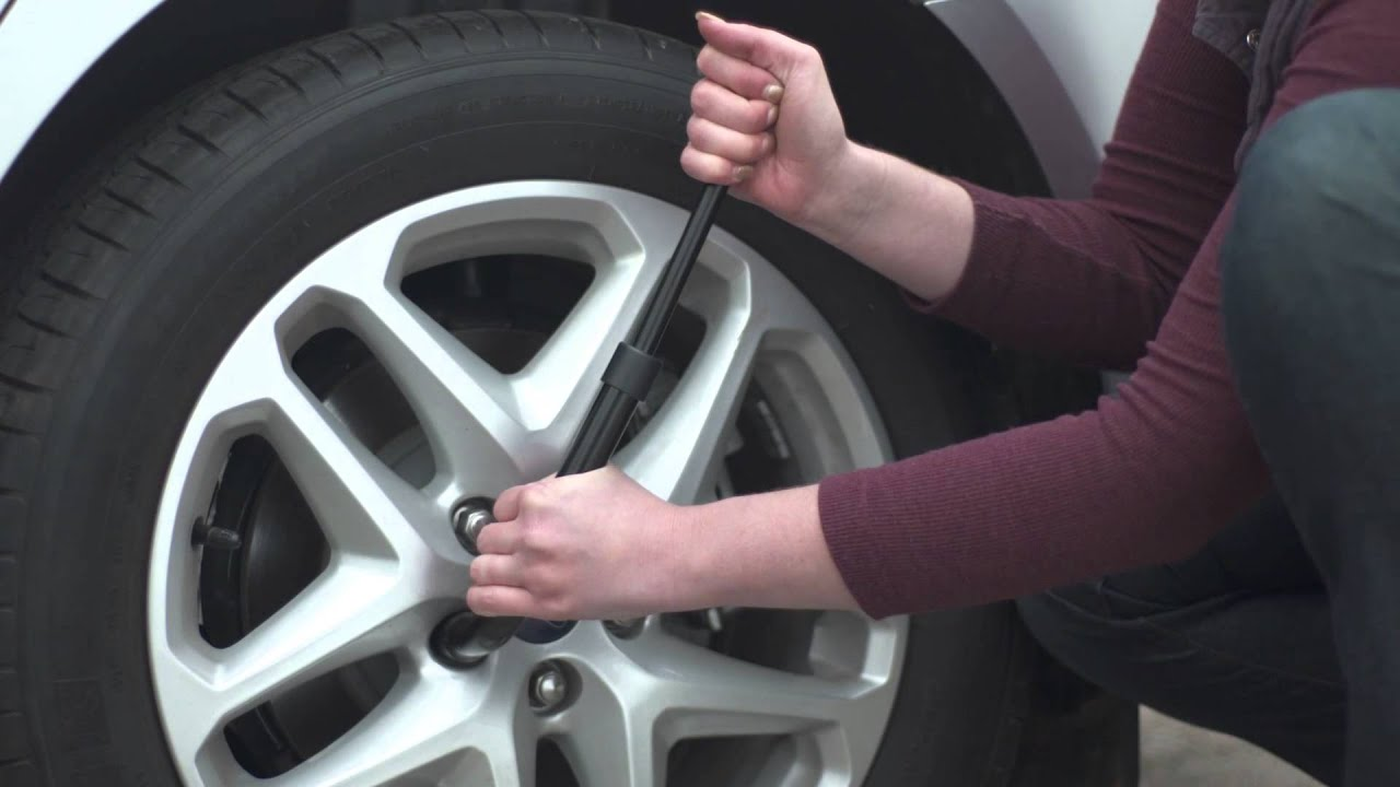 how to change a flat tire Getting stranded on the side of the road with car problems can be a major bummer, but being stuck on the side of the road with a very fixable problem like a flat tire shouldn't be.
