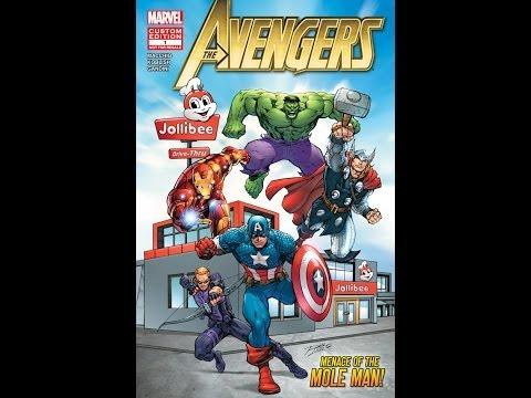 Captain America Artist Ron Lim