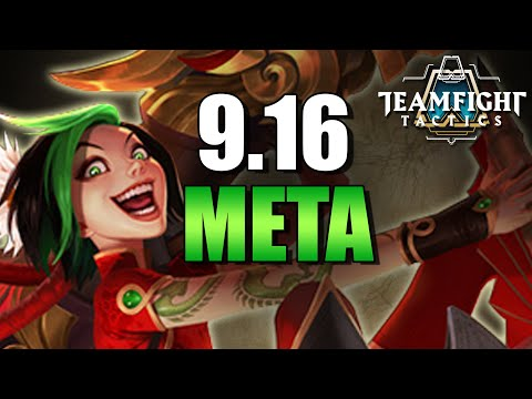 BEST Comps Guide to 9.16 Meta Teamfight Tactics Guide TFT Tier List