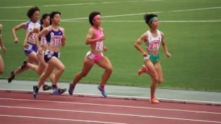 第101回日本陸上競技選手権 女子800m予選2組 1周目 thumbnail