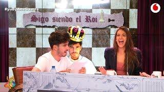 Ana Guerra alucina con la sección de Roi Méndez #yuByAnaGuerra