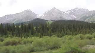 4x4. Travel in Kazakhstan. Mountains. Nature. Казахстан, природа, горы. Путешествия.(, 2015-06-30T10:00:52.000Z)