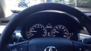 2014 Acura RLX - Acceleration