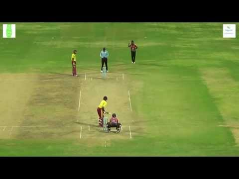 2015 SAGICOR GENERAL T20 SF 2 PICKWICK VS WANDERERS