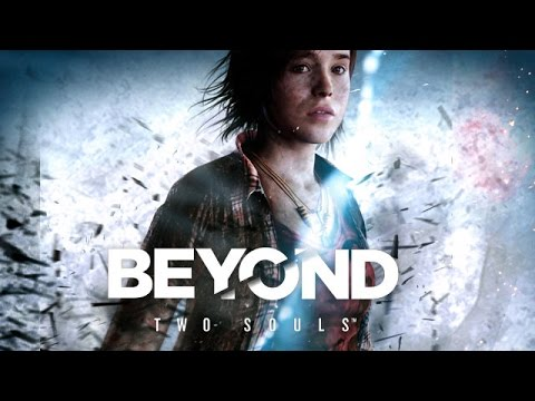 Beyond: Two Souls PS4 All Cutscenes Remixed Order Game Movie 1080p 60FPS