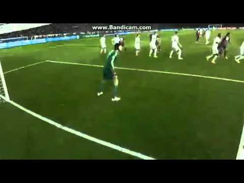 PSG vs Chelsea 2-1 ~ David Luiz Own Goal CL 02/04/2014 HQ
