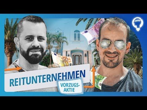 Vorzugsaktien von Immobilien-REIT Unternehmen! Mit Luis Pazos