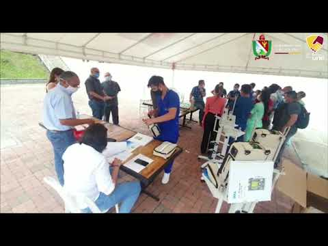 4 hospitales del Tolima recibieron ventiladores portátiles para facilitar el trasladopacientes Covid