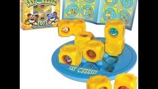 Egérparty, logikai játék (Say Cheese)