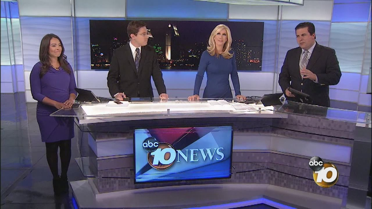 Download 10News at 11pm March 29, 2016