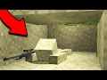 INVISIBLE MINECRAFT CAMO SNIPER BATTLE!