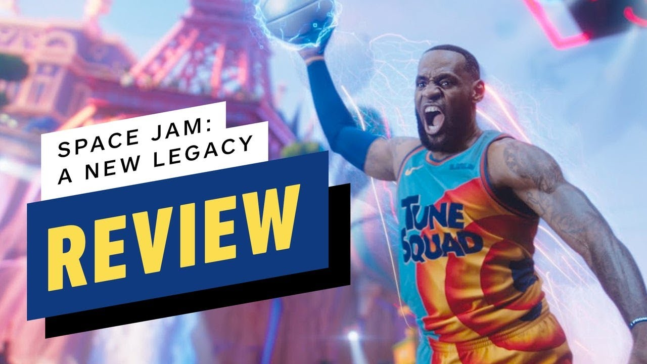'Space Jam: A New Legacy' is Not Good  Not Even a Little Bit.