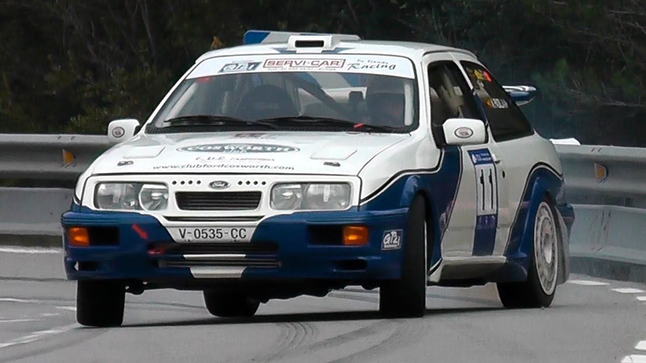 Ford Rally Car  Escort RS Cosworth  Sierra RS Cosworth  Pure